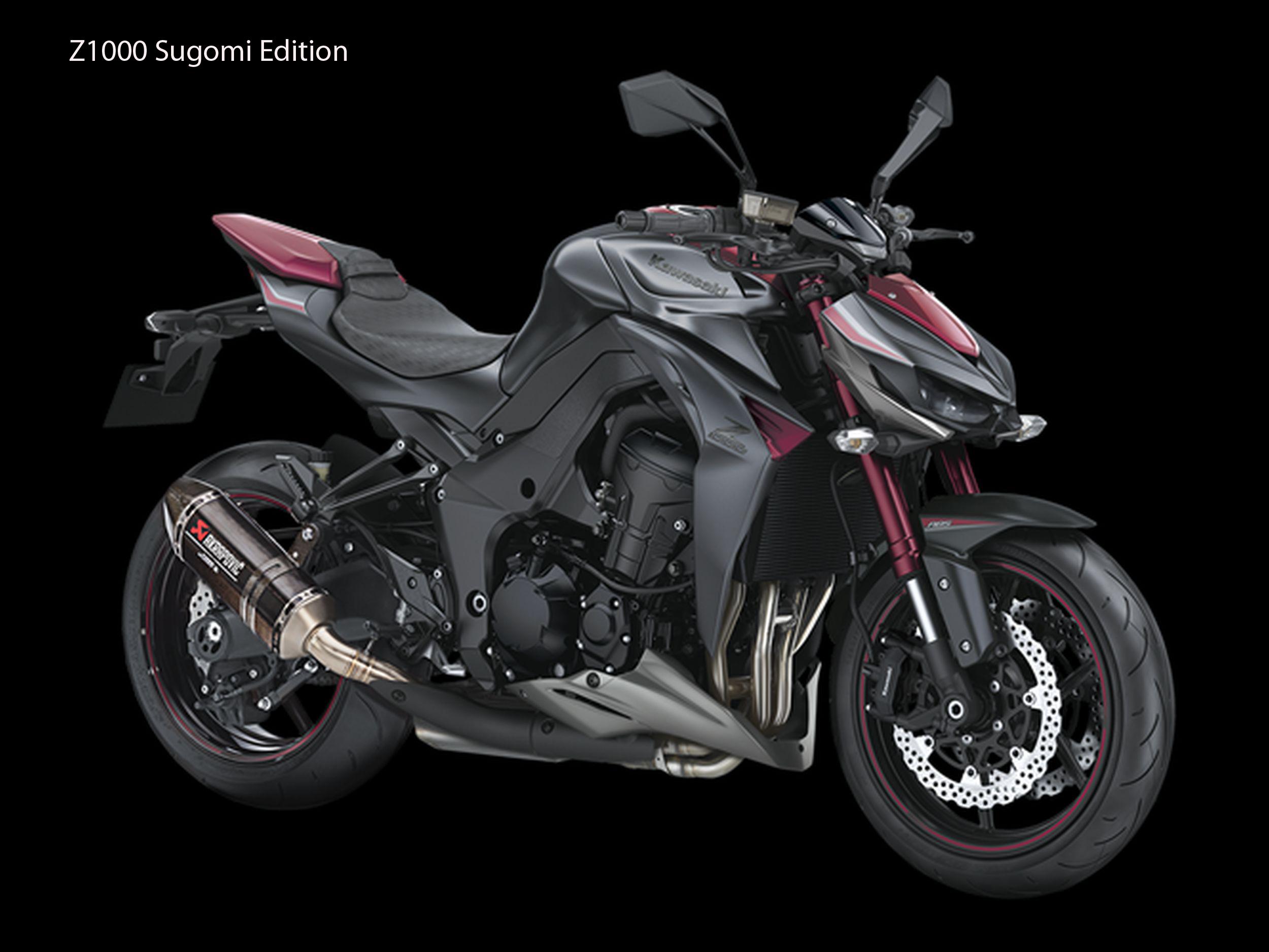 Kawasaki Z1000 Previous Next