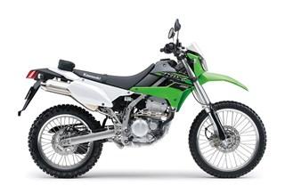 Gebrauchte Kawasaki KLX 250 Motorräder kaufen