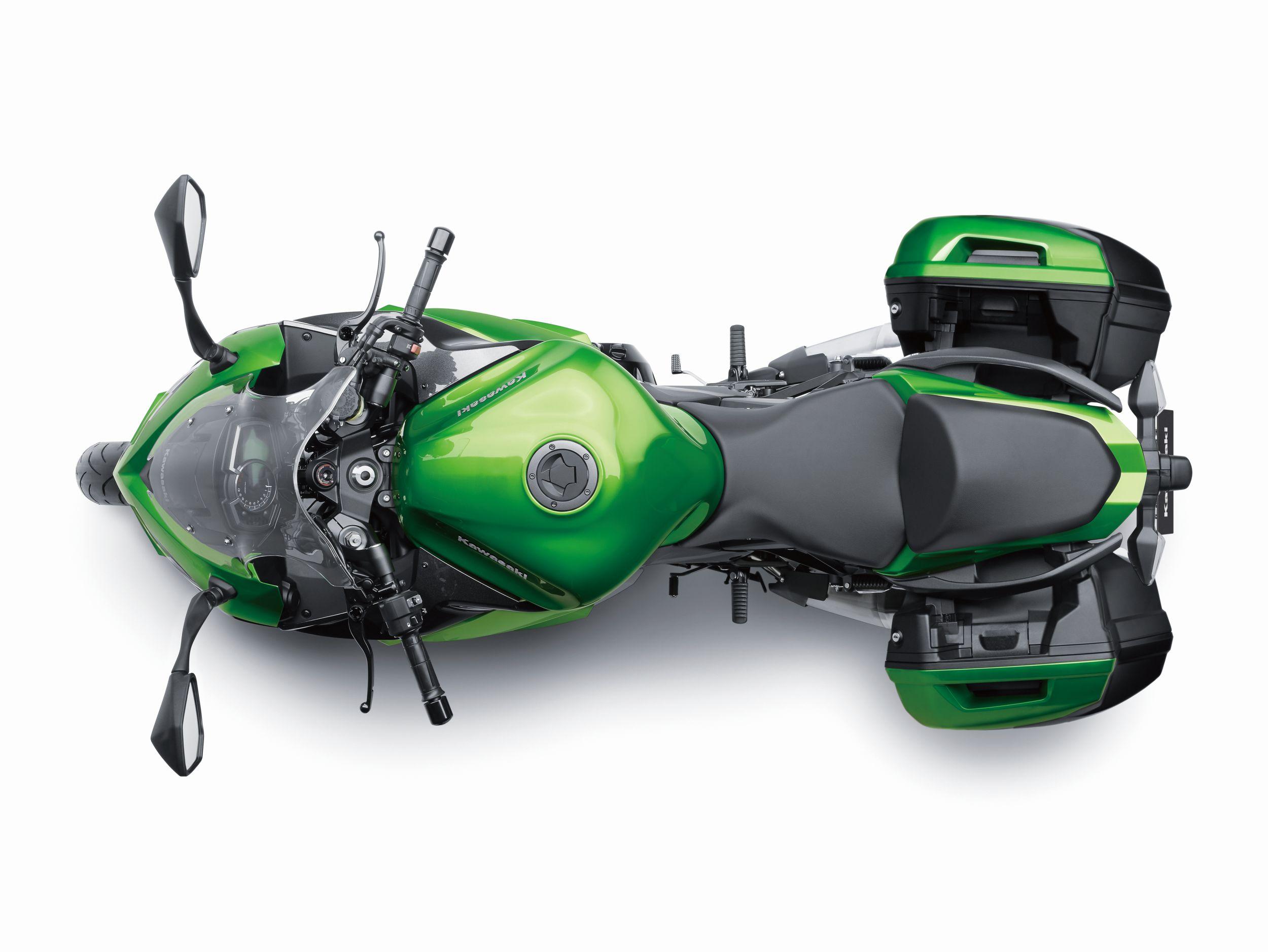 Kawasaki Zcage