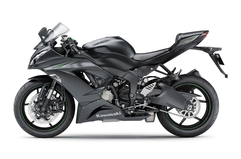 Kawasaki Ninja Zx 6r 636 All Technical Data Of The Model Ninja Zx