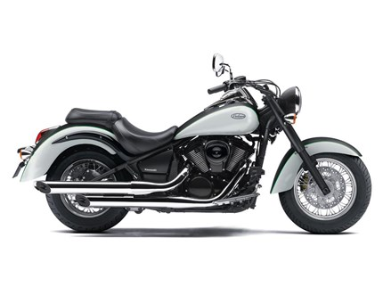 Kawasaki Vulcan 900 Classic Special