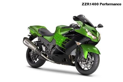 Kawasaki ZZR 1400 Performance