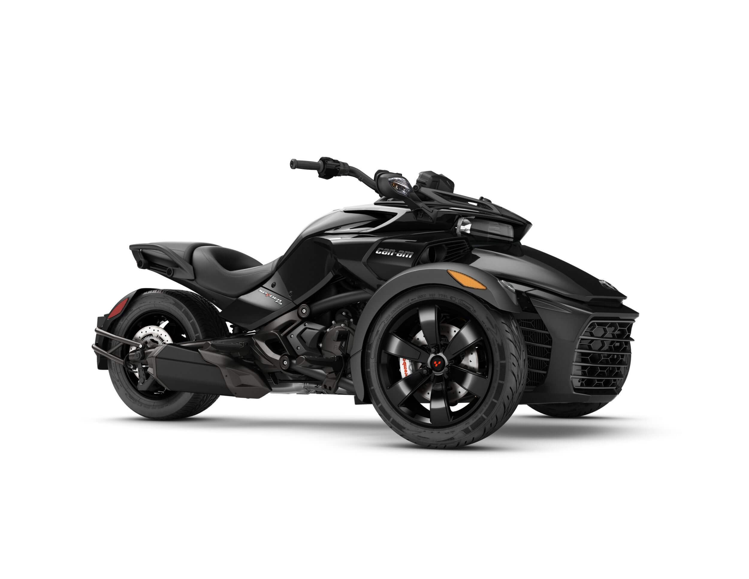 gebrauchte can am spyder f3 motorr der kaufen. Black Bedroom Furniture Sets. Home Design Ideas