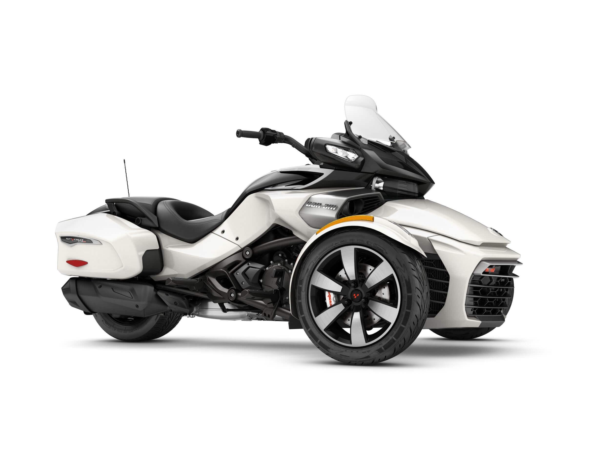 Gebrauchte Can-Am Spyder F3-T Motorräder kaufen
