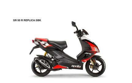 Aprilia SR 50 R Replica SBK