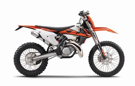 KTM 125 XC-W