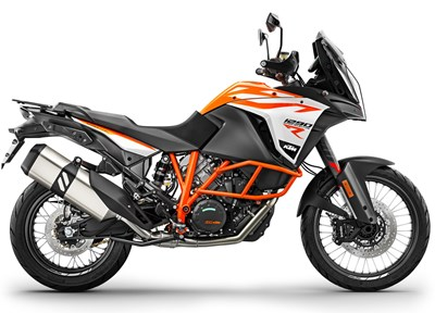 Ktm MODELLE KTM 1290 Super Adventure R