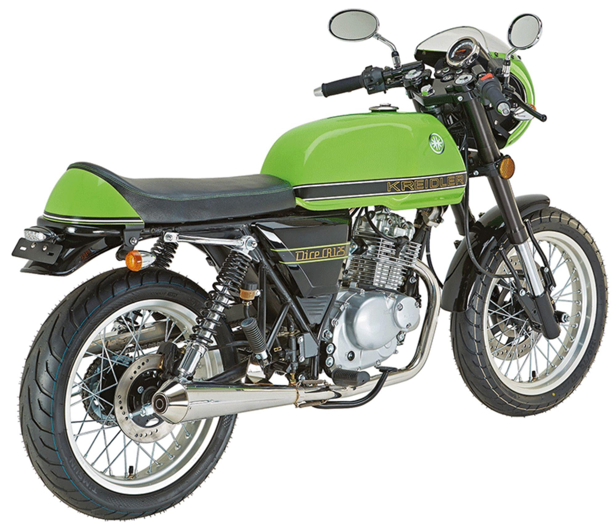 Gebrauchte und neue Kreidler Dice CR 125 Motorräder kaufen