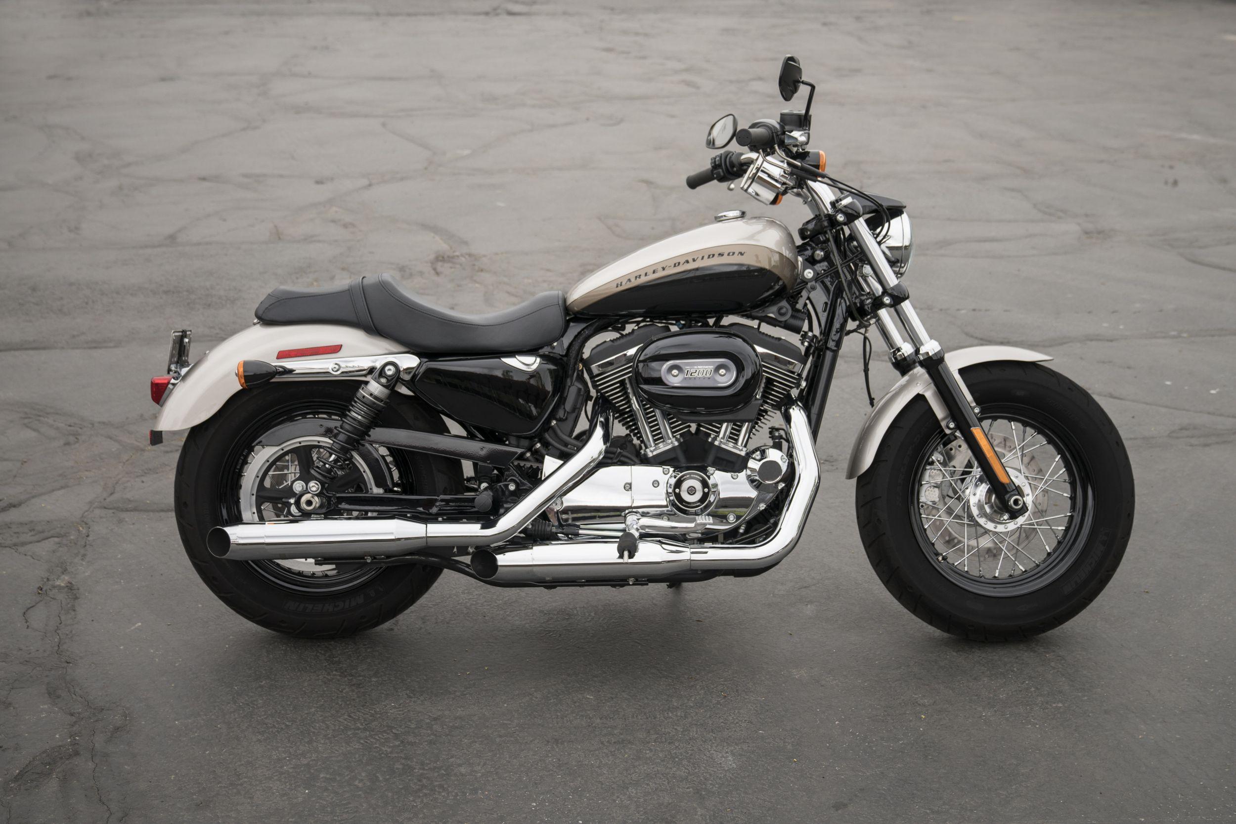 Gebrauchte Und Neue Harley Davidson Sportster Xl 1200c