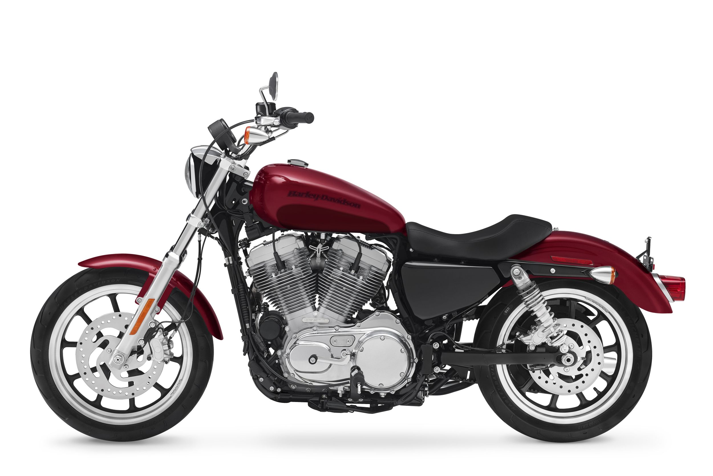 Testberichte Harley Davidson Sportster