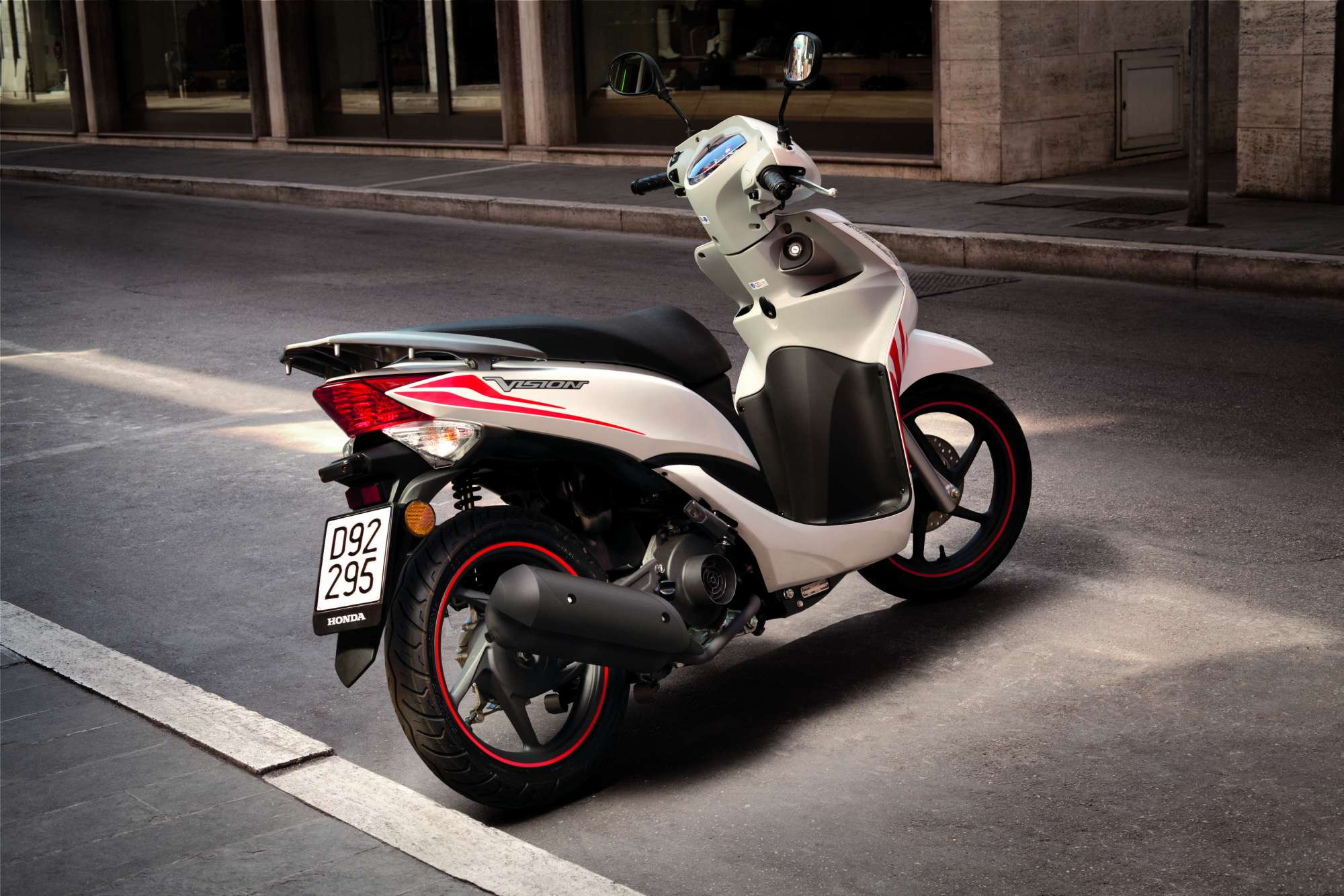 Honda Vision 50 Price