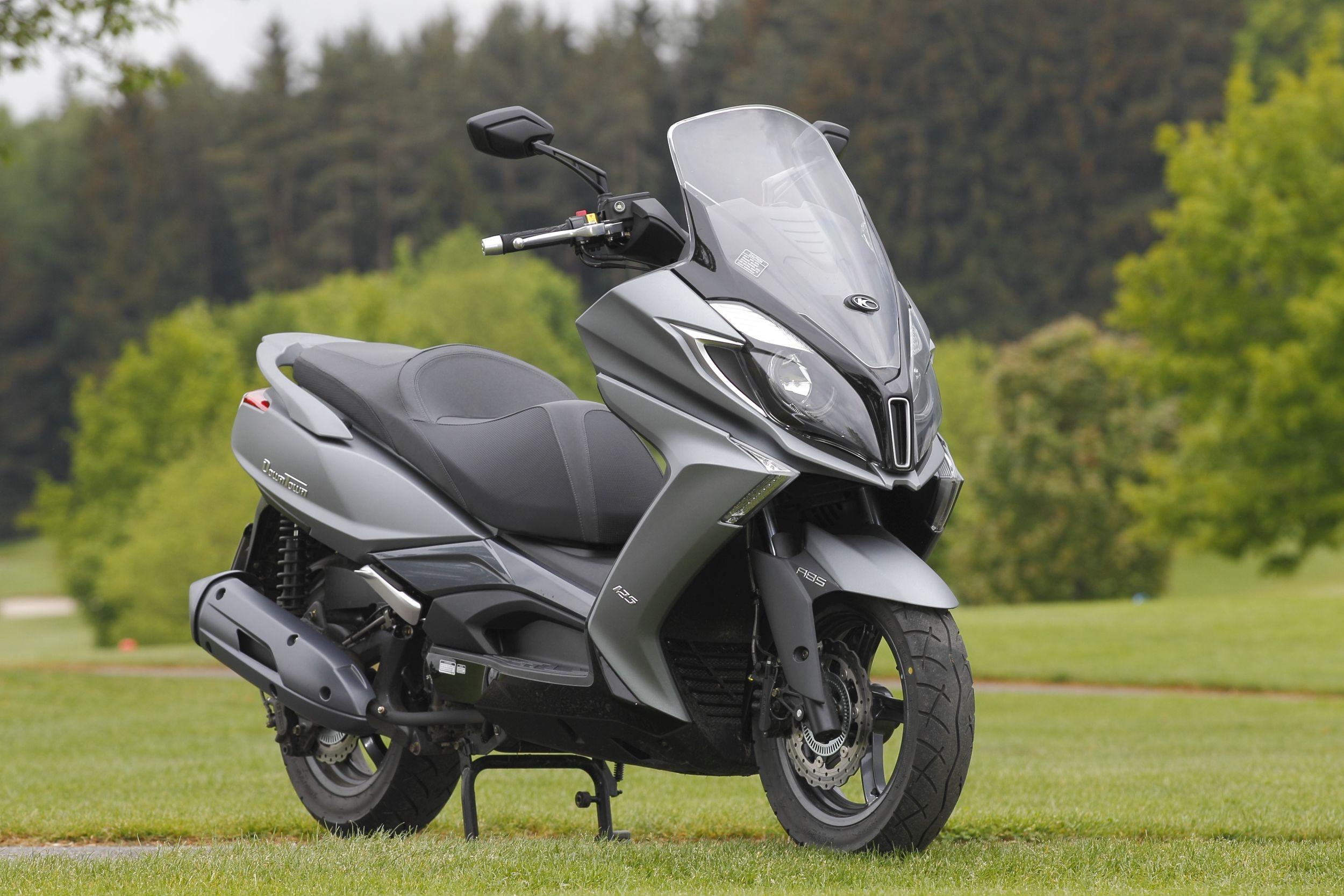 Kymco Agility 125 >> Gebrauchte und neue Kymco Downtown 125i Motorräder kaufen