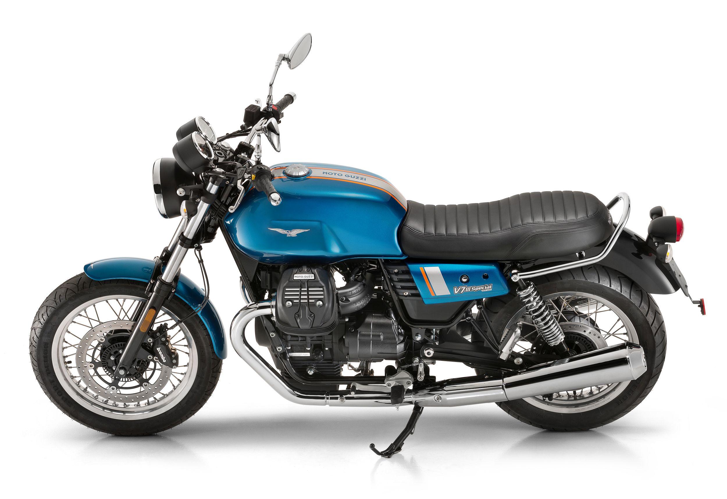gebrauchte und neue moto guzzi v7 iii special motorr der. Black Bedroom Furniture Sets. Home Design Ideas