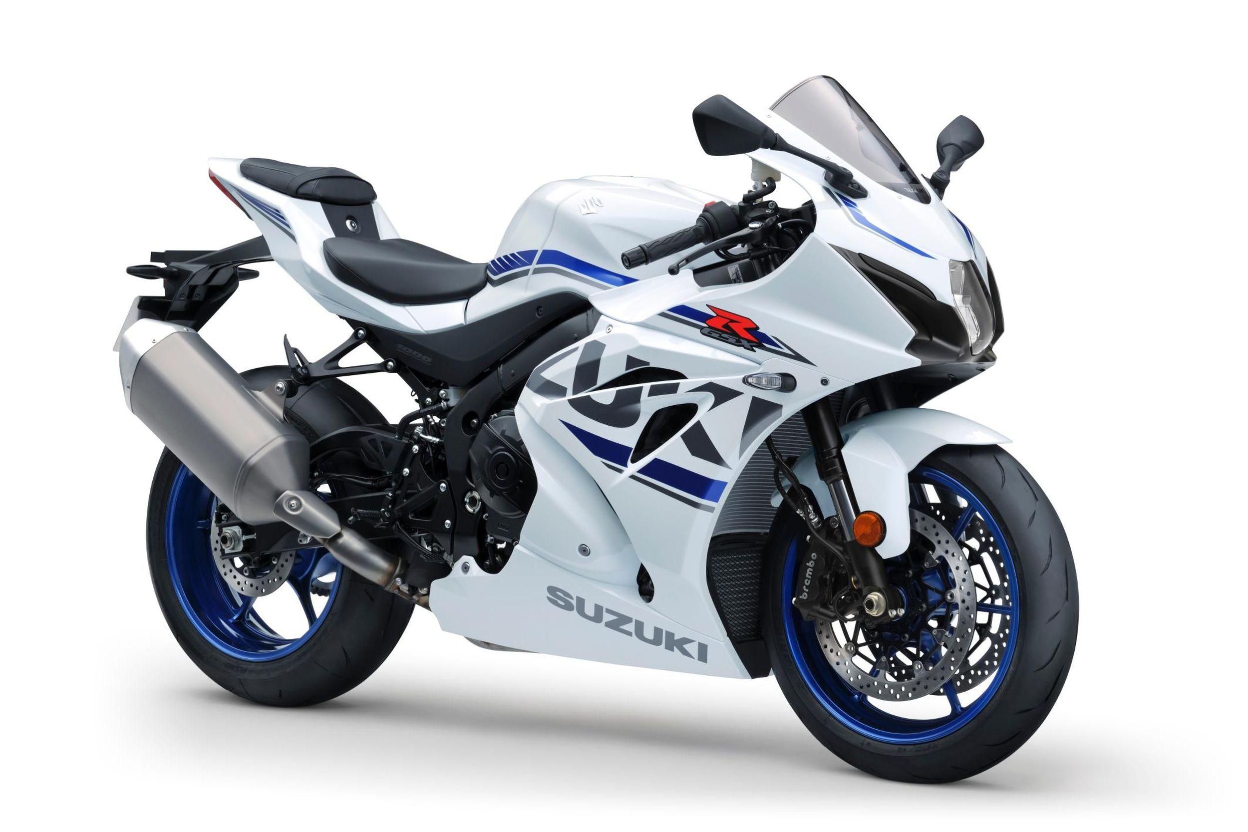 Suzuki Katana Test