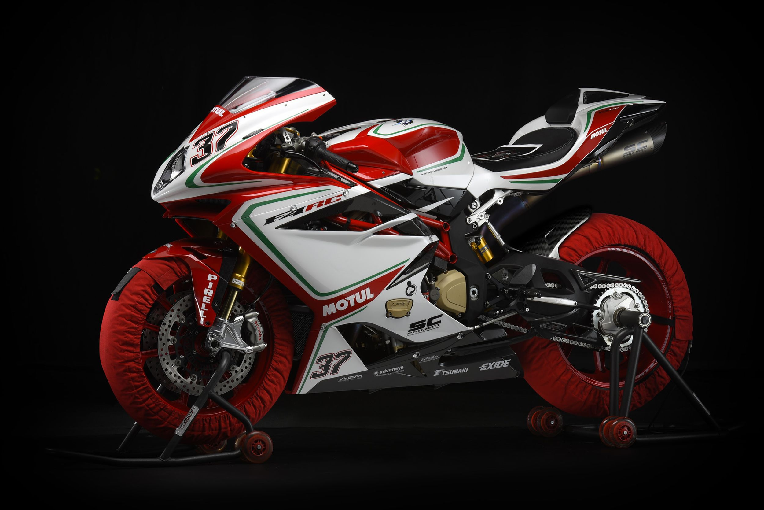 mv agusta f4 rc alle technischen daten zum modell f4 rc. Black Bedroom Furniture Sets. Home Design Ideas