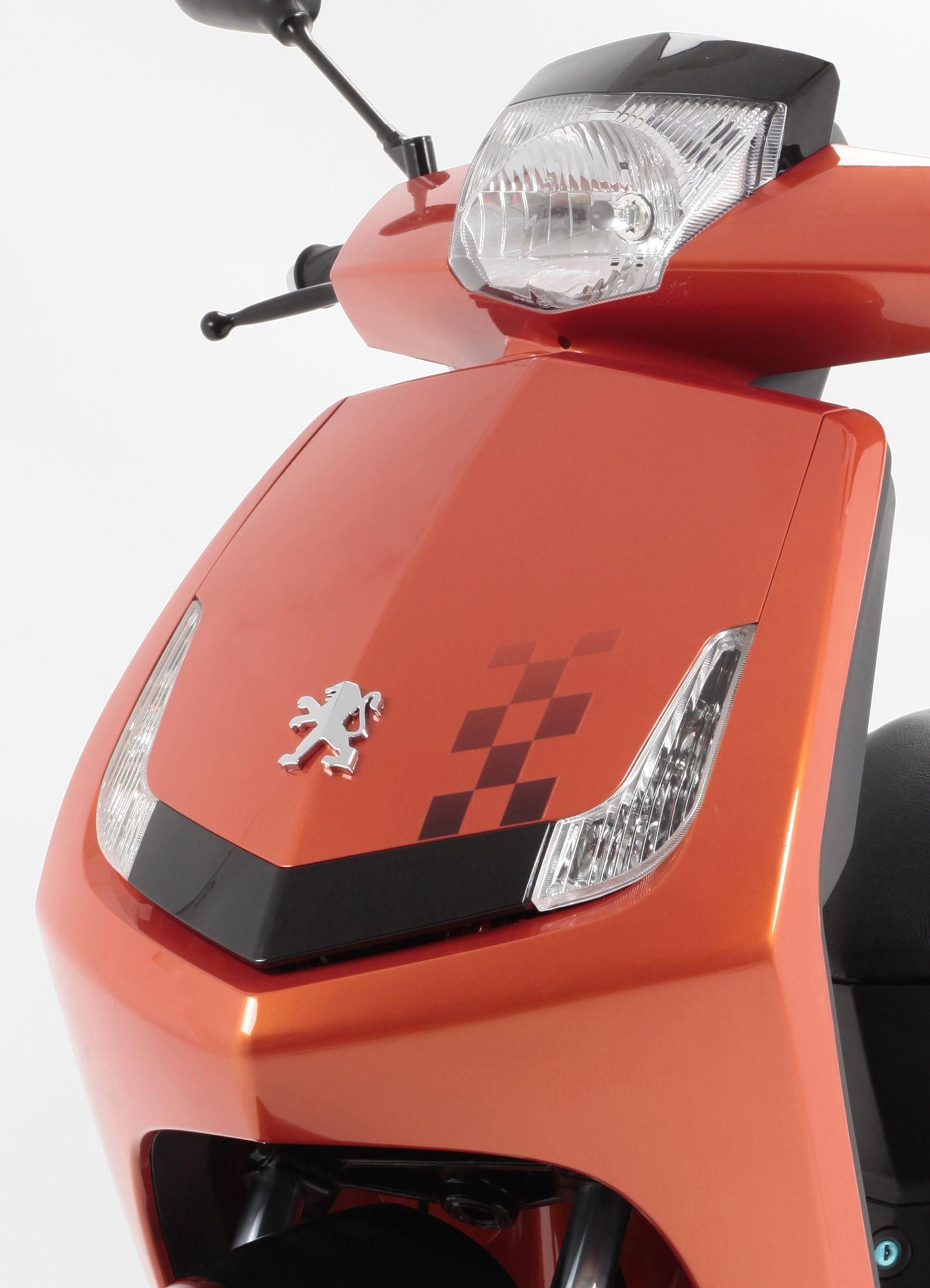 gebrauchte und neue peugeot vivacity 125cc motorr der kaufen. Black Bedroom Furniture Sets. Home Design Ideas