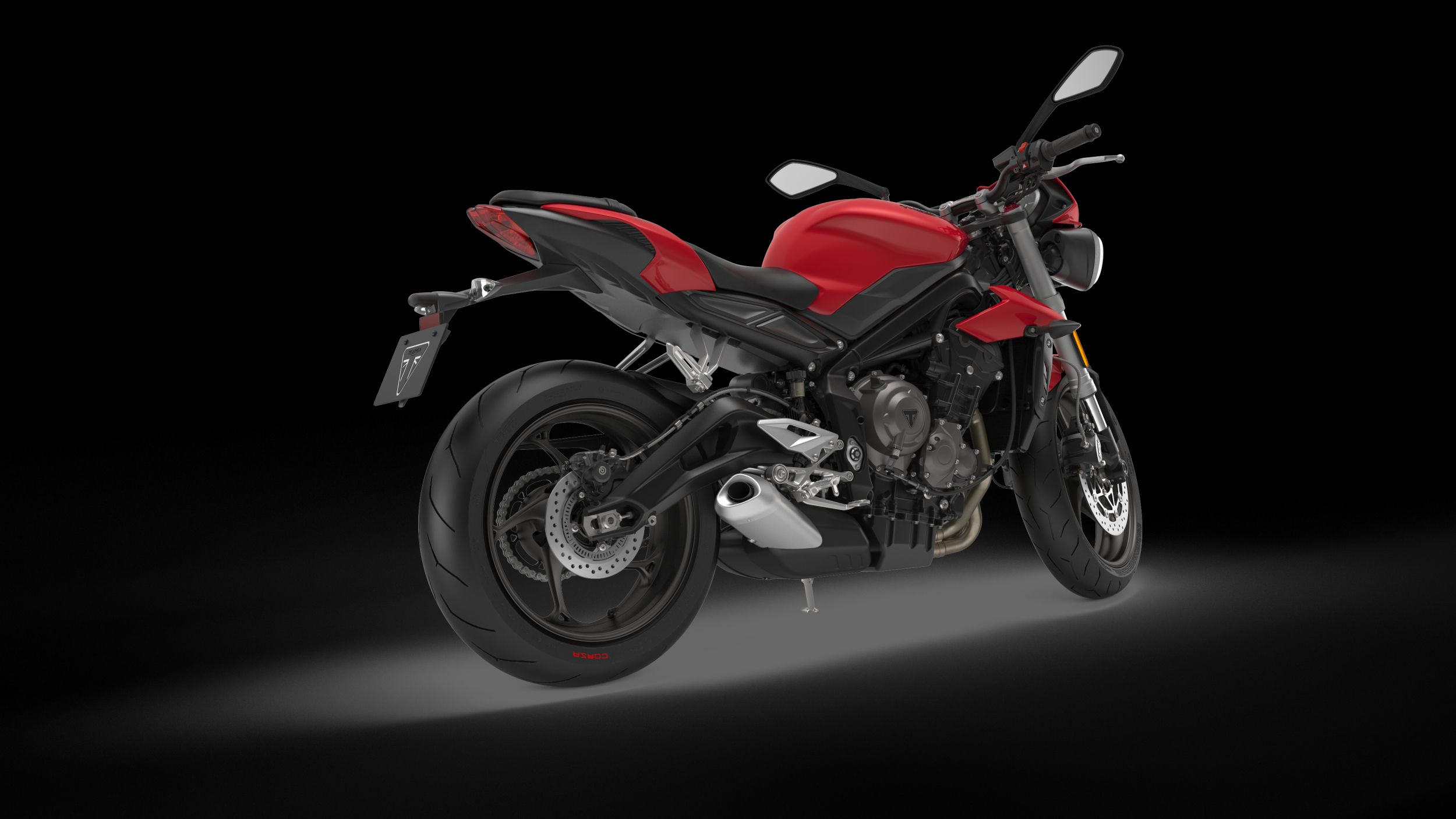 triumph street triple s all technical data of the model street triple s from triumph. Black Bedroom Furniture Sets. Home Design Ideas