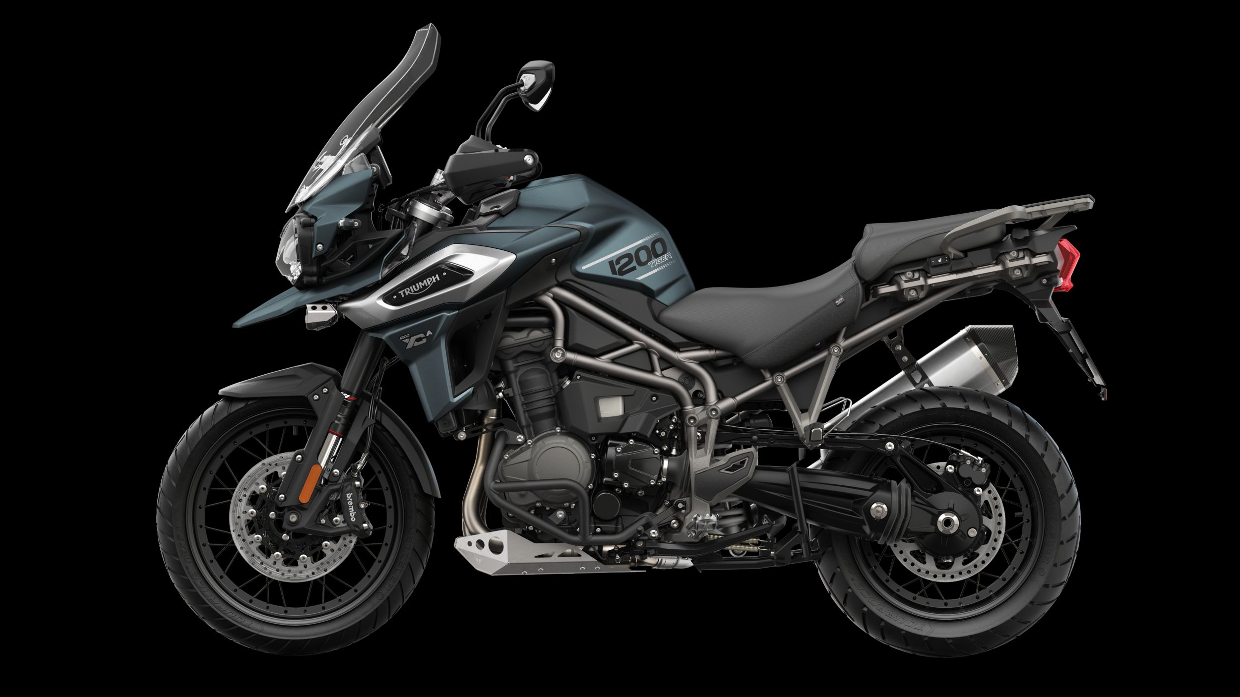 triumph tiger 1200 xca all technical data of the model. Black Bedroom Furniture Sets. Home Design Ideas