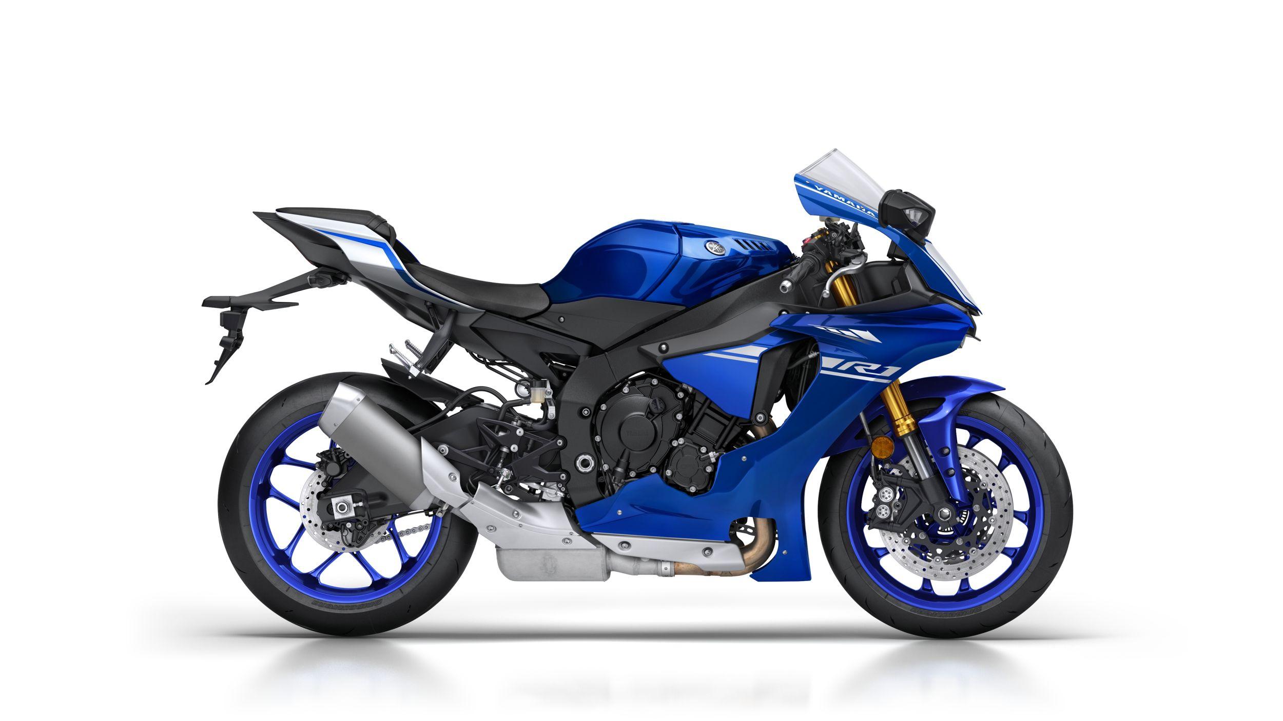 Yamaha Yzf R Black