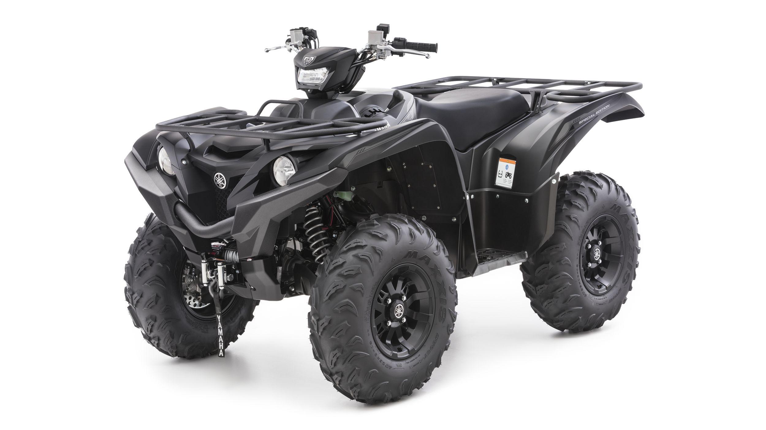 Yamaha grizzly 700 eps alle technischen daten zum modell for 2018 yamaha grizzly 700 specs