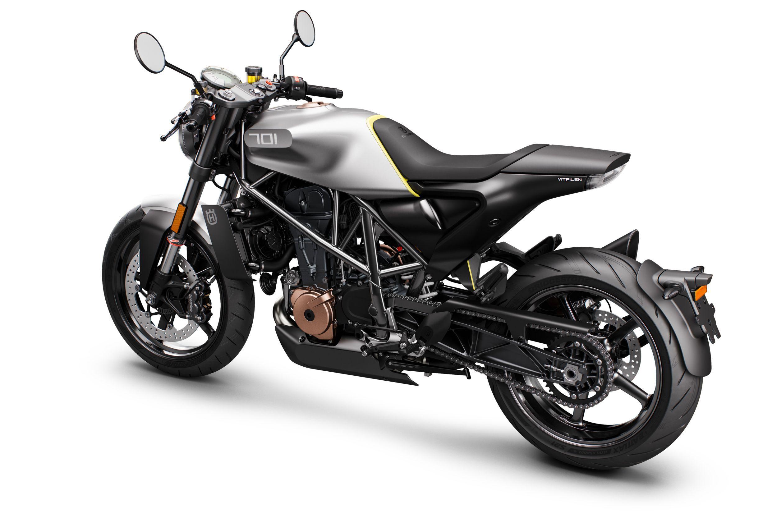 Husqvarna Sm 701 2018 >> Gebrauchte und neue Husqvarna Vitpilen 701 Motorräder kaufen