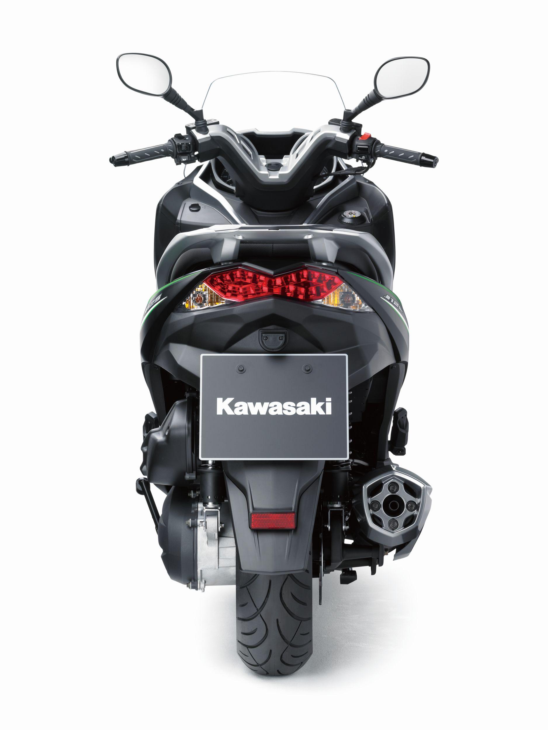 gebrauchte und neue kawasaki j125 motorr der kaufen. Black Bedroom Furniture Sets. Home Design Ideas