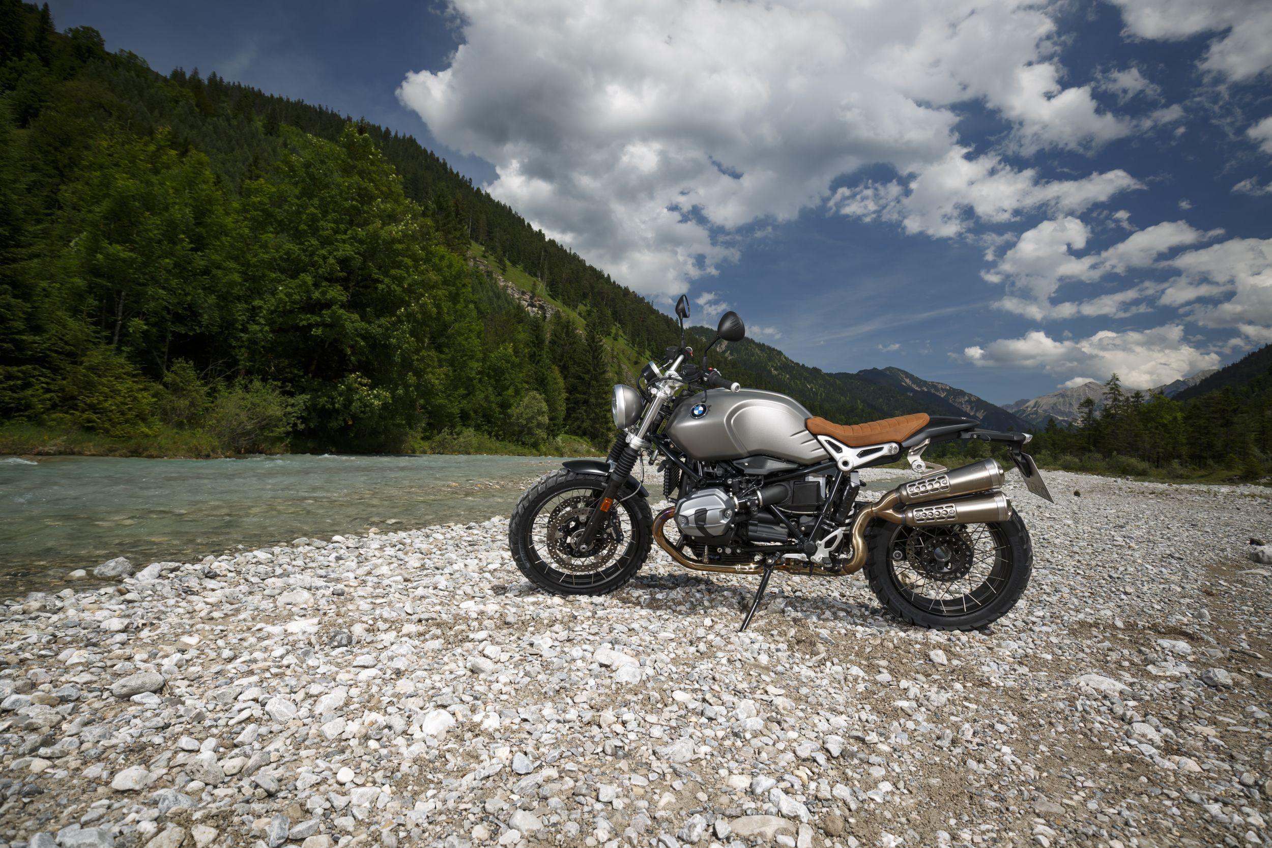 Gebrauchte Bmw R Ninet Scrambler Motorr 228 Der Kaufen