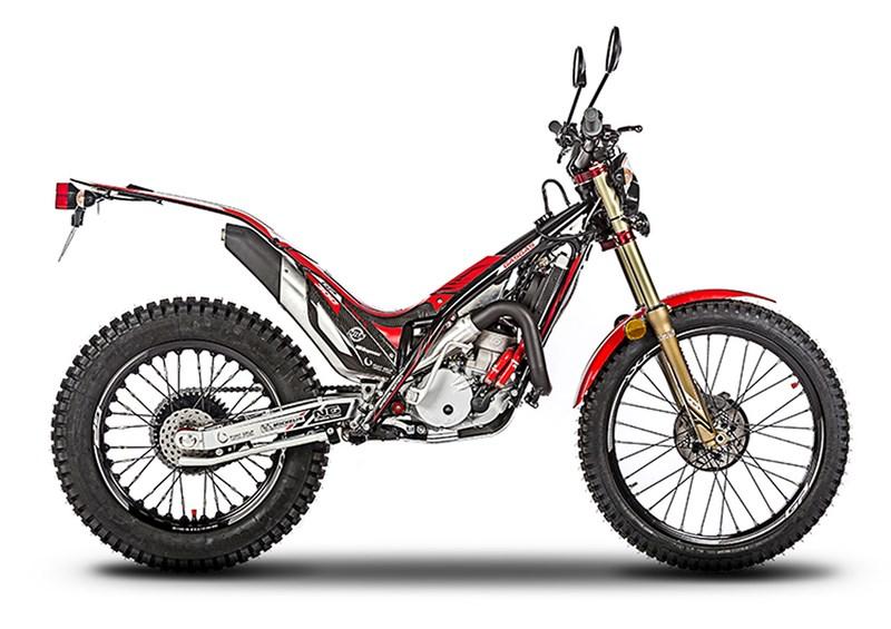 Aktuelle Gas Gas Motorrad-Modelle