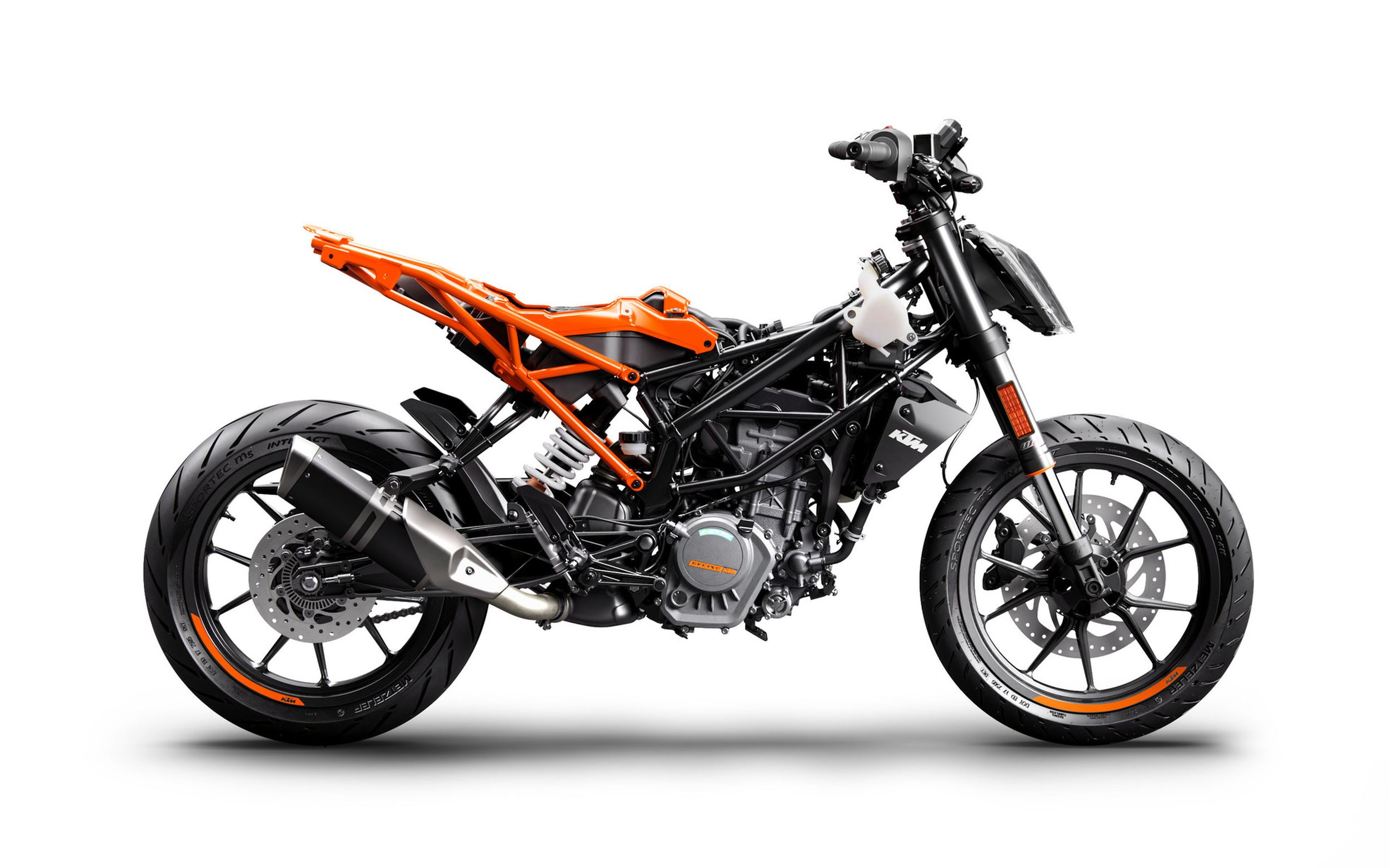 ktm 125 duke all technical data of the model 125 duke. Black Bedroom Furniture Sets. Home Design Ideas