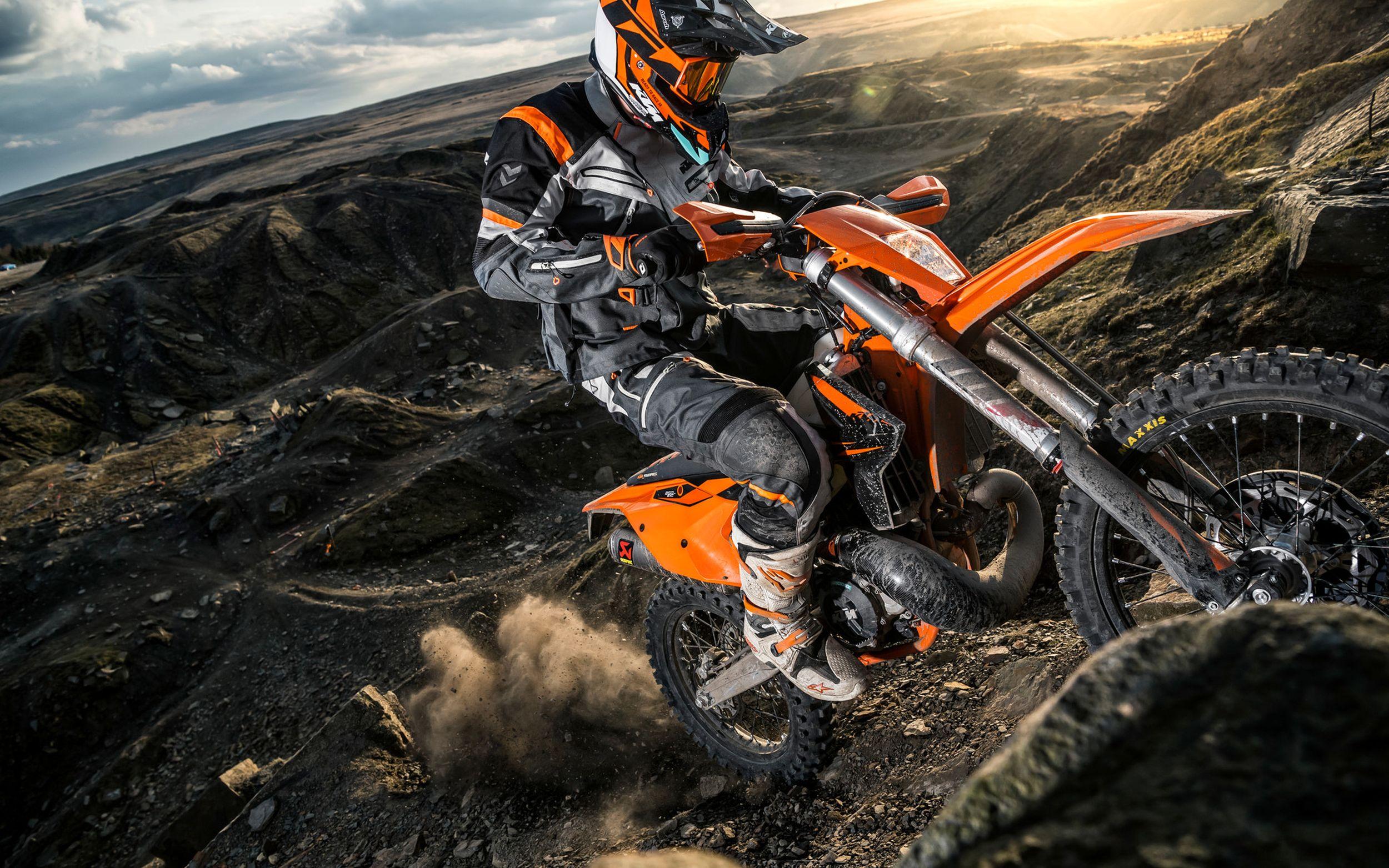 Gebrauchte Und Neue KTM 250 EXC TPI Motorräder Kaufen