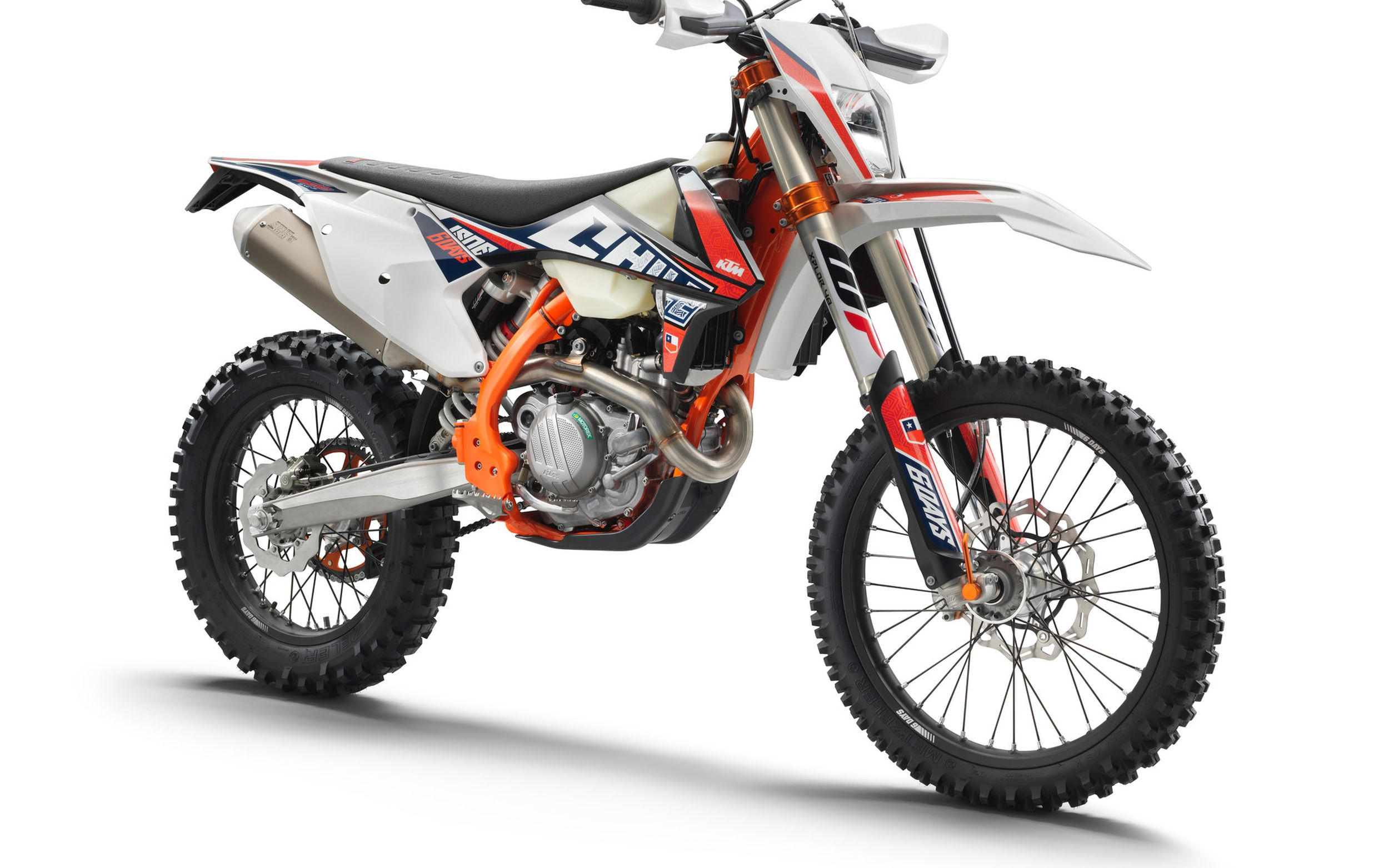 ktm 500 exc f sixdays all technical data of the model. Black Bedroom Furniture Sets. Home Design Ideas