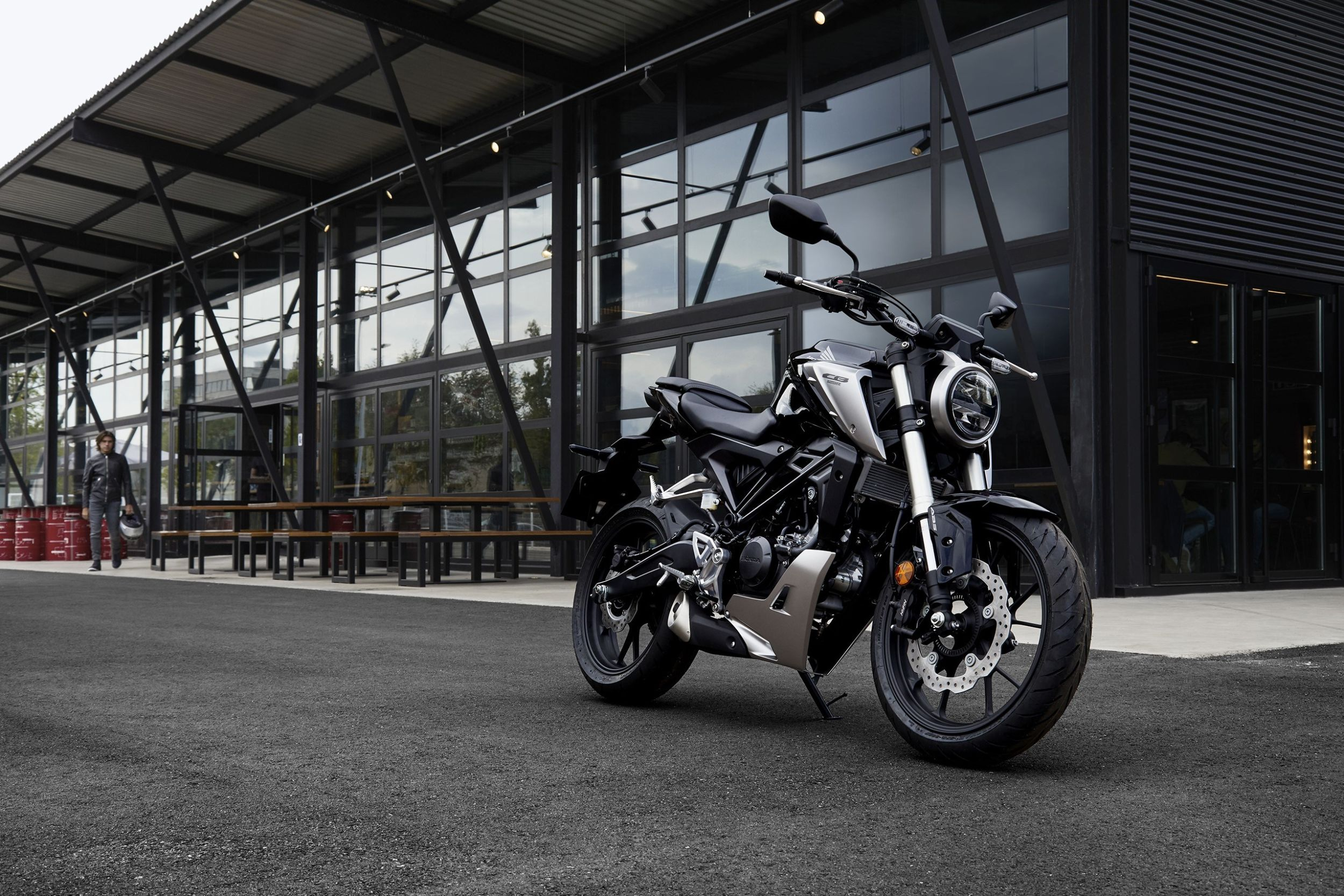 2015 Honda Rebel >> Gebrauchte und neue Honda CB125R Motorräder kaufen