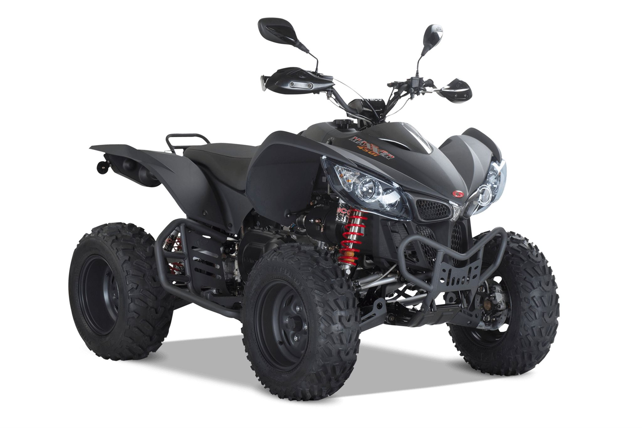kymco maxxer 450i 4x2 offroad sport lof alle technischen. Black Bedroom Furniture Sets. Home Design Ideas