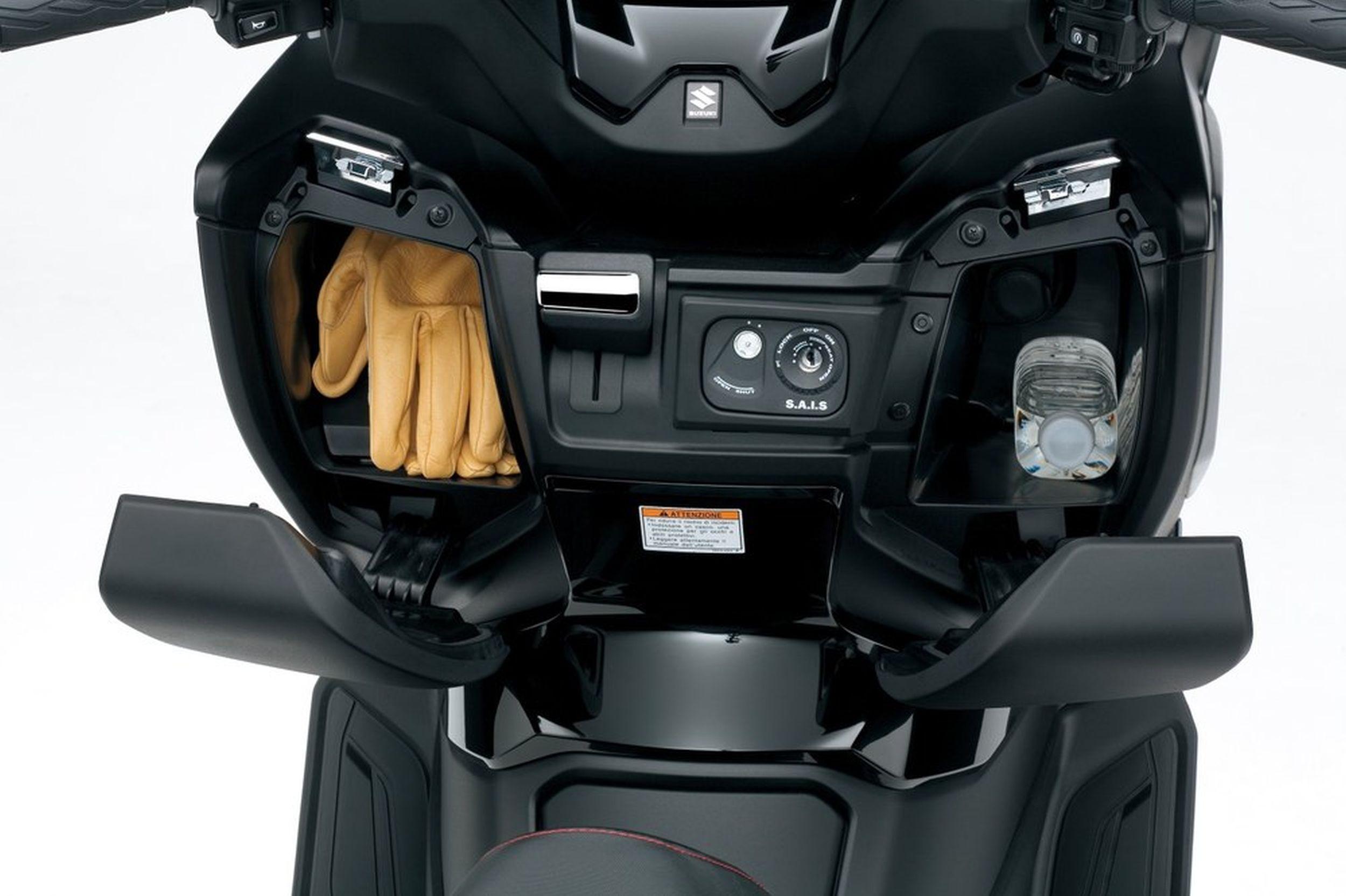 Gebrauchte Und Neue Suzuki Burgman 400 Motorr 228 Der Kaufen