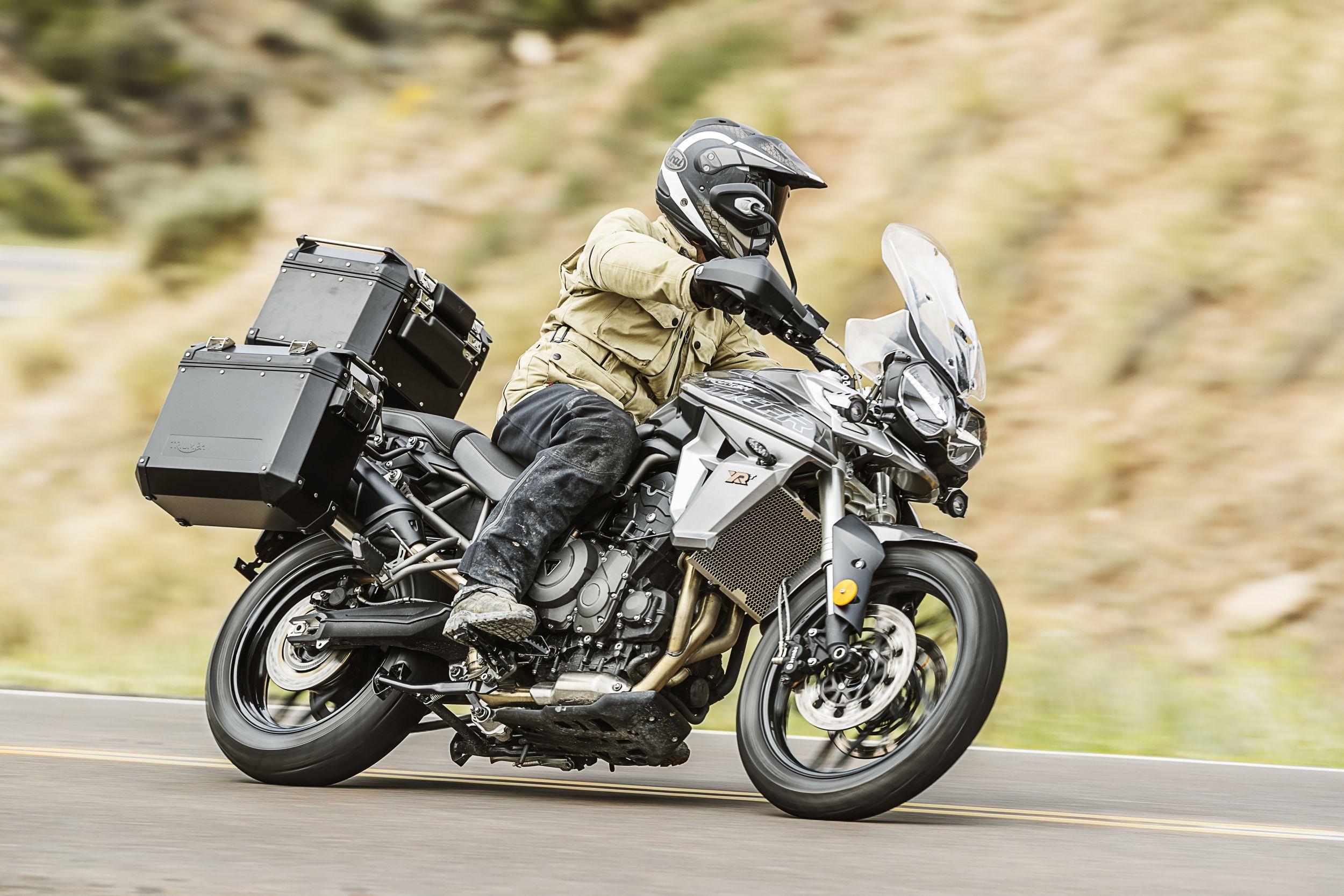 Moto Triumph Tiger 800 XRT - 2019 - R$ 47890.0