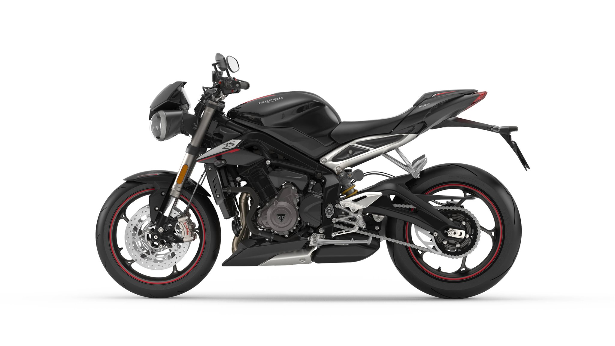 Triumph Street Triple RS - All technical Data of the Model Street