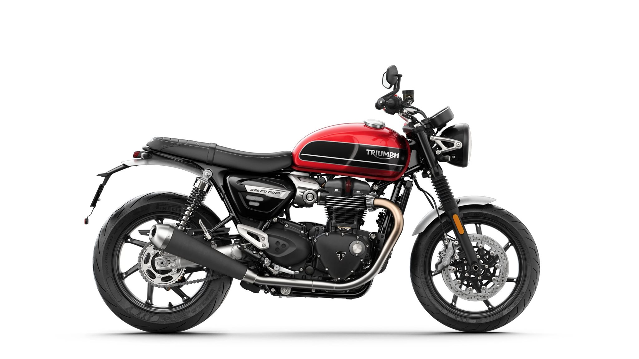 Triumph Speed Twin 1200 - All technical Data of the Model Speed Twin 1200 from Triumph