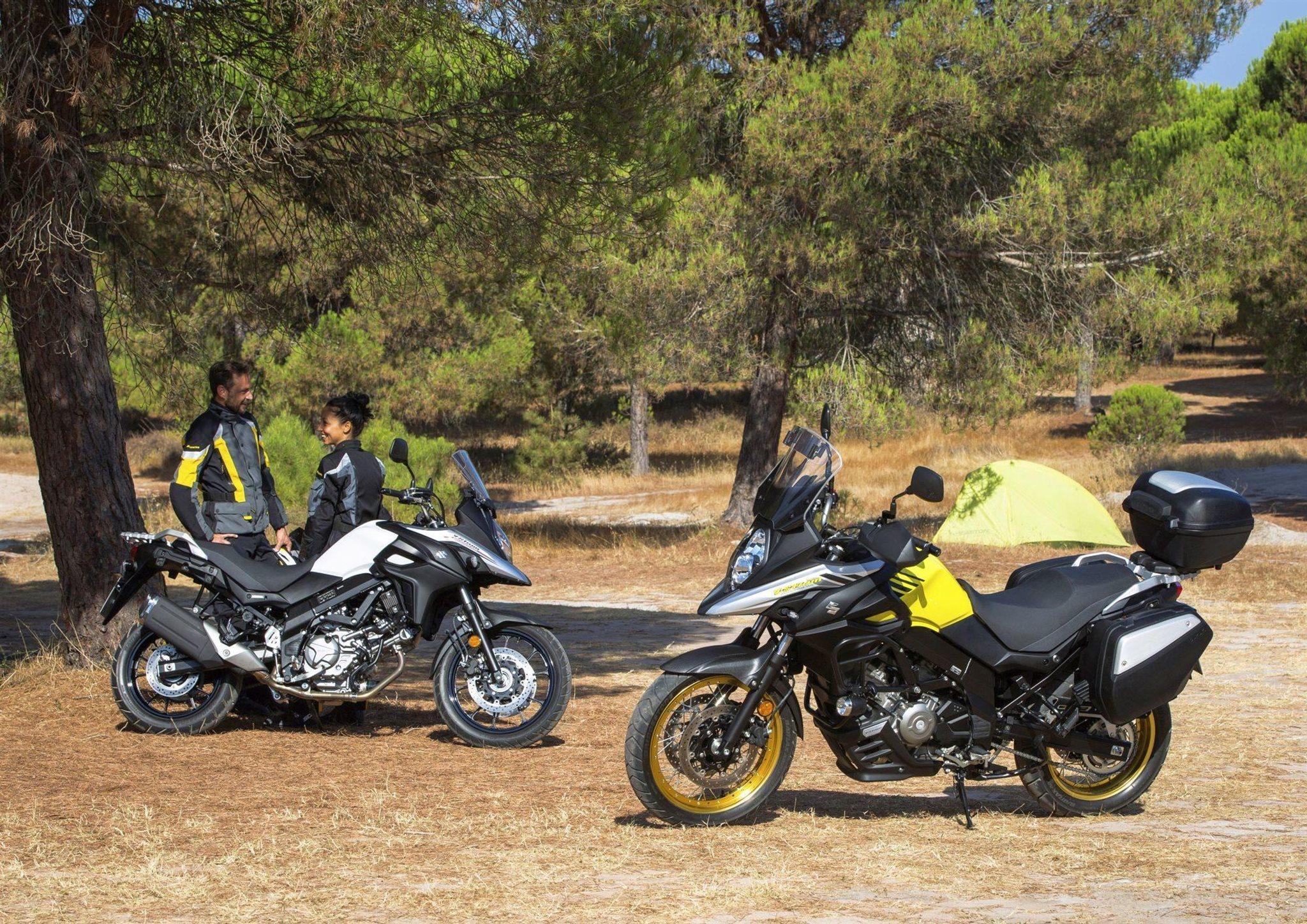 SUZUKI DL 650 V-STROM XT 2019 650 cm3   moto routière   5