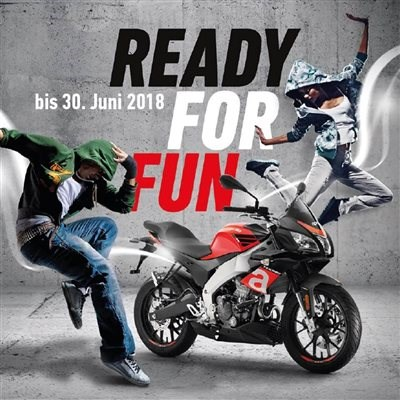 Aprilia Tuono & RS 125 Summer Deal