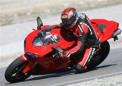 Ducati 4U Fahrertraining