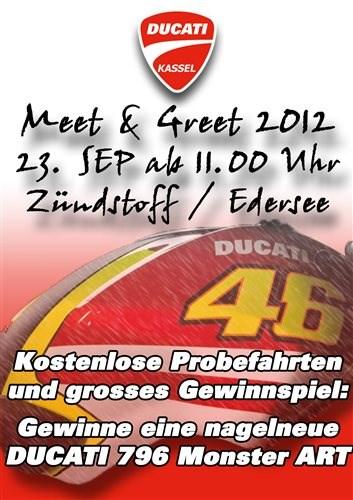 Meet & Greet 2012