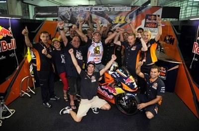 Sandro Cortese ist Weltmeister!
