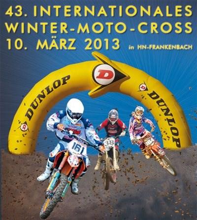 Winter Motocross Frankenbach: Kartenvorverkauf