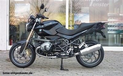 """BMW R1200R Sondermodell """"90 Jahre"""""""