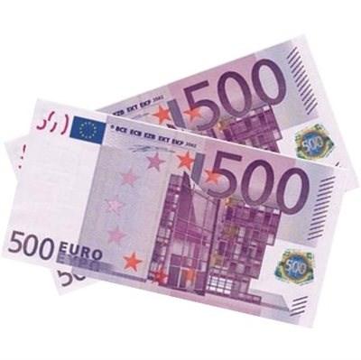 500,- Euro sparen oder 1000,- Euro Vorteil