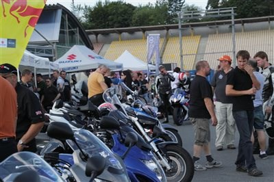 European Suzuki Days Hockenheimring Teil 2
