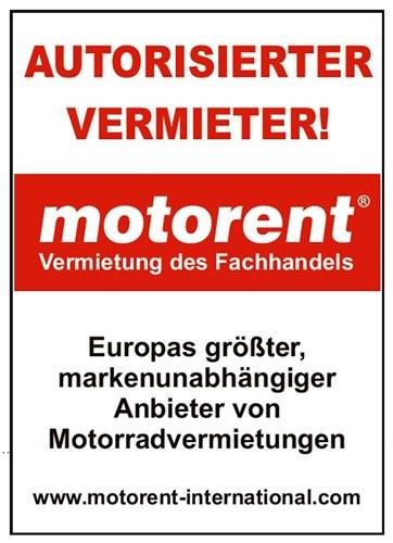 motorent - Motorradvermietung des Fachhandels