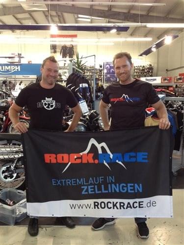 hmf ist Hauptsponsor für den 2013er Rock.Race Extremlauf