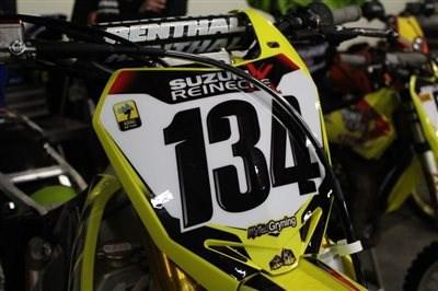 Suzuki Reinecke: Supercross Zuidbroek