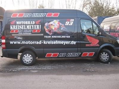 Neuer Service Car Team Motorrad Kreiselmeyer